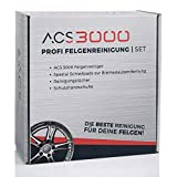 ACS 3000 Profi Felgenreinigungs-Set inkl. ACS 3000 Felgenteufel Felgenreiniger und Zubehör