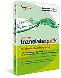 translate quick 12 Deutsch-Englisch: Das schnelle Übersetzungssystem für Texte und Internetseiten (translate / Das Übersetzungssystem)