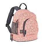 LÄSSIG Kinderrucksack Kindergartentasche mit Brustgurt/Mini Backpack Spooky, 27 cm, 5L, Peach