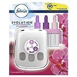 Febreze 3Volution Duftstecker (20 ml) Thai Orchidee, Starterset, Raumduft und Lufterfrischer