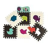 B.toys 44631 Bodenfliesen'Floorchestra', 6 Stück, mehrfarbig