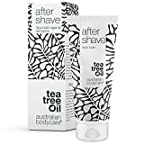 Australian Bodycare After Shave Balsam mit Teebaumöl für Männer 100ml | Sofortige Linderung von Reizungen nach der Rasur | Beruhigt bei eingewachsenen Haaren, Rasurbrand & roten Pickeln nach der Rasur