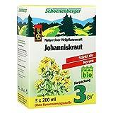 Schoenenberger Johanniskraut naturreiner Heilpflanzensaft, 3x200 ml Lösung