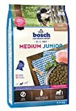 bosch HPC Medium Junior | Hundetrockenfutter zur Aufzucht mittelgroßer Rassen, 1 x 3 kg
