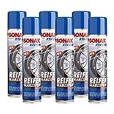 SONAX 6X 02353000 Xtreme ReifenGlanzSpray Wet Look Reifenspray 400ml