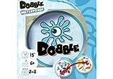 Asmodee Dobble Waterproof, Familienspiel, Reaktionsspiel, Deutsch