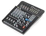 Samson MXP124FX MixPad 12-Kanal Live Mischpult / Live Mixer / inkl. Effektgerät