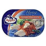 Appel Heringsfilets Tomate-Mozzarella, 200g