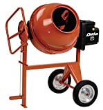 LESCHA Betonmischer SM 165 S L132xB83xH14cm Gewicht 83,5kg Wechselstrommotor max. 160l