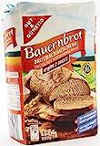 Gut und Günstig Bauernbrot Brotbackmischung, 5er Pack (5 x 1 kg)