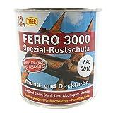 Rostschutz Tiger Ferro 3000 reinweiss RAL9010 seidenmatt 0,375l