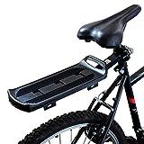 PedalPro - Gepäckträger für das Fahrrad mit Bungee-Band - Schnell abnehmbar dank Quick-Release-System