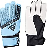 adidas Kinder PRED TRN J Soccer Gloves, Bright Cyan/Black, 6