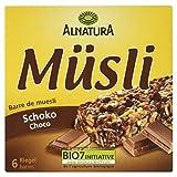 Alnatura Bio Müsliriegel Schoko, 9er Pack (9 x 150 g)