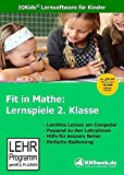 Fit in Mathe: Lernspiele 2. Klasse