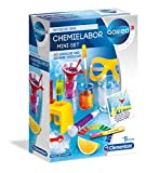 Clementoni 59072 Galileo Science – Chemielabor Mini-Set, Spielzeug für Kinder ab 8 Jahren, 50 Experimente für Zuhause, abwechslungsreiche Versuche, farbenfroher Experimentierkasten