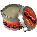 Amor Vibratissimo® Massagekerze'Peach Grace', 50ml, in attraktiver Dose mit Ausgießer