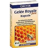 Hoyer Gelee-Royal-FORTE-Kapseln 30 Kapseln, 1er Pack (1 x 12.2 g) - Bio