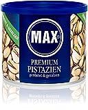 MAX PREMIUM PISTAZIEN - geröstet & gesalzen (6er Karton)