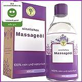 Ayurvedisches Massage Öl - Pflegende Naturkosmetik mit stimulierenden Aromen. Massageöl mit Düften und Kräutern die entspannen und entkrampfen.