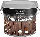 WOCA 617956A Exterior Öl, Bangkirai 2,5 L