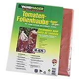 Reifehaube Tomatenschutz Tomaten Schutzhaube Super Grow 10x0,75m Windhager 426