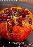 Granatapfel (Wandkalender 2021 DIN A2 hoch)