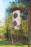 Vogelhaeuser-Raschen Futterampel - gefüllt -