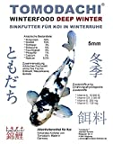 Koifutter, Winterfutter, Sinkfutter für Koi in Winterruhe, schnell sinkend, kräfteschonend, energiereich mit arktischen Rohstoffen, hochverdaulich auch bei Kälte, Koiwinterfutter Deep Winter 5kg 5mm