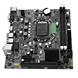 Tosuny Computer Motherboard Desktop Computer Hauptplatine LGA 1155 USB3.0 SATA Mainboard für Intel B75