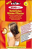 10x natürliches Wärmekissen Wärmepflaster Wärme-Pflaster Wärmetherapie Schmerzpflaster Pflaster 8h