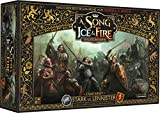 CMON CMN0055 Asmodee A Song of Ice & Fire - Stark vs. Lannister Starterset, Grundspiel, Tabletop, Deutsch