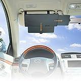 WANPOOL Auto Visier Anti-Blend Sonnenblenden Verlängerung für den Fahrer oden Beifahrer auf den Vorderen Sitzen - 1 Stück
