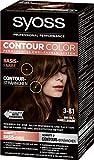 Syoss Contour Color 3-81 Queen B.Dunkelbraun, 1er Pack (1 x 183 ml)