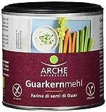 Arche Guarkernmehl 125g -Jetzt Bio- Bio Backzutat (1 x 125 g)