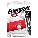 Energizer Lithium 3V CR 1220 Knopfzelle, Silber