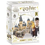 3D Puzzle Harry Potter Hogwarts Schloss Schule, Magic Model Making Kit, DIY BAU Spielzeug Geschenk für Erwachsene und Kinder, 197 Stück