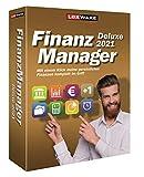 Lexware FinanzManager Deluxe 2021 Minibox Einfache Buchhaltungs-Software für private Finanzen und Wertpapier-Handel