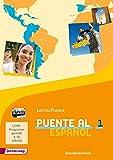 Puente al Español - Ausgabe 2012: Lernsoftware 1: Einzelplatzlizenz