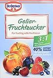 Dr. Oetker Gelier Fruchtzucker, 6er Pack (6 x 350 g)