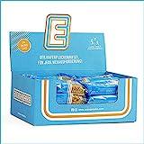 Energy Cake - Der original Ausdauer & Energie Riegel mit langkettigen Kohlenhydraten, hochkalorisch für viel Power mit Protein & weniger Zucker - Haferflocken Sattmacher & Fitnesssnack - Original 24x 125g (3kg)