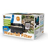 Superfish 671120/1534 Wasserfall-Filter, 2in1-Teichfilter für den Gartenteich