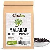 500 g Malabar Pfeffer schwarz ganz Tigerpfeffer schwarze Pfefferkörner von der Malabarküste