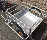 Red Loon Cargo Fahrrad Anhänger Transportanhänger Alu Felgen 144 l extrem leicht