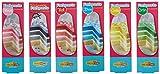 Decocino Lebensmittelfarbe zum Backen und Dekorieren 6 verschiedene Farben, 6er Pack (6 x 25 g)
