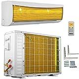 A++/A++ ECO Smart INVERTER WiFi/WLAN-Ready 12000 BTU Split Klimaanlage mit Wärmepumpe Klimagerät mit Heizfunktion (3,5 kW)