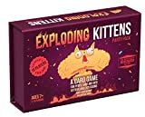 Exploding Kittens Party Pack Kartenspiel - Family-Friendly Party Games - Card Games for Adults, Teens & Kids - (Englische Version)