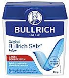 Bullrich Salz Pulver   schnelle Hilfe bei Sodbrennen und säurebedingten Magenbeschwerden, 200 g