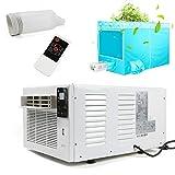 1100w Klimagerät Fernbedienung Mobile Klimaanlage Luftkühler Kühler Kühlung , 220v Fensterklimagerät Einbau Kompakt-Klimagerät Klimaanlage Klima Kühler