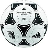 adidas Trainingsball Tango Rosario Fußball, White/Black, 5